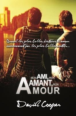Couverture du livre : Mon ami, mon amant, mon amour