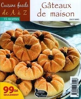 Cuisine Facile De A A Z Livre De Loucif Nawel