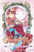 Fushigi Yugi : La Légende de Gembu, Tome 4
