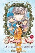 Fushigi Yugi : La Légende de Gembu, Tome 9