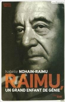 Couverture du livre : Raimu, un grand enfant de génie