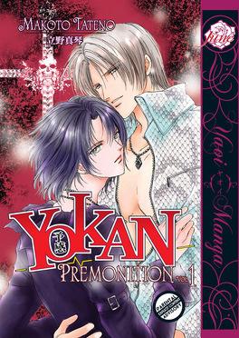 Couverture du livre : Yokan premonition, tome 1