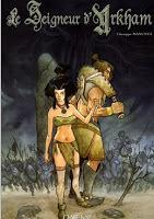 Couverture du livre : Le Seigneur d'Arkham