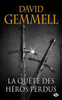 Couverture du livre : Le Cycle de Drenaï : La Quête des héros perdus