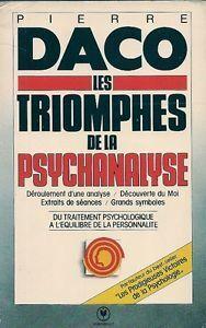 Couverture du livre : Les triomphes de la psychanalyse