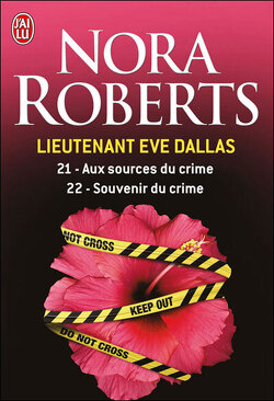 Couverture de Lieutenant Eve Dallas, Tomes 21 & 22
