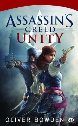 Couverture du livre : Assassin's Creed, Tome 7 : Unity