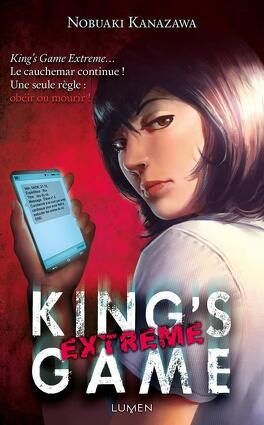 Couverture du livre : King's Game, Tome 2: Extreme