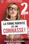 couverture La femme parfaite est une connasse !, tome 2