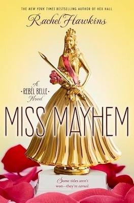 Couverture du livre : Alex McCoy, Tome 2 : Miss Mayhem