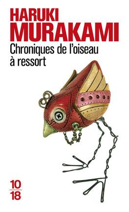 Couverture du livre : Chroniques de l'oiseau à ressort