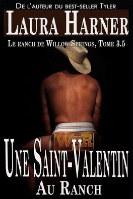 Couverture du livre : Le Ranch de Willow Springs, Tome 3.5 : Une Saint-Valentin au Ranch