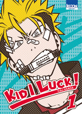 Kid I Luck! tome 1
