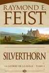 couverture La Guerre de la Faille, Tome 2 : Silverthorn