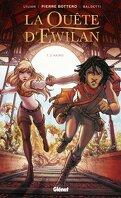 La Quête d'Ewilan (BD), Tome 2 : Akiro