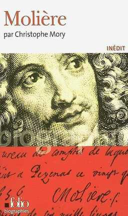 Couverture du livre : Molière