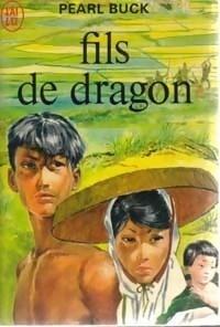 Couverture du livre : Fils de dragon