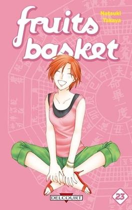 Couverture du livre : Fruits Basket, tome 23