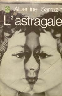 Couverture du livre : L'Astragale