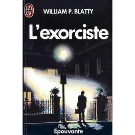 Couverture du livre : L'Exorciste