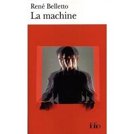 Couverture du livre : La machine