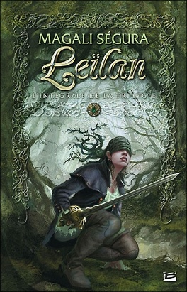 Couverture du livre : Leïlan, Intégrale