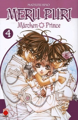 Couverture du livre : Meru Puri Märchen Prince, Tome 4