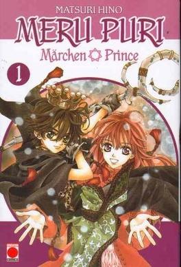 Couverture du livre : Meru Puri Märchen Prince, Tome 1