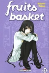 couverture Fruits Basket, tome 13