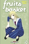 couverture Fruits Basket, tome 16