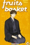 couverture Fruits Basket, tome 18