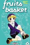 couverture Fruits Basket, tome 6