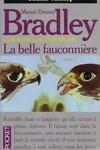 couverture La romance de Ténébreuse, Tome 3 : La belle fauconnière