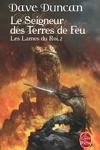 couverture Les Lames du Roi, Tome 2 : Le Seigneur des Terres de Feu