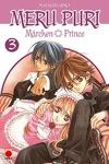 couverture Meru Puri Märchen Prince, Tome 3