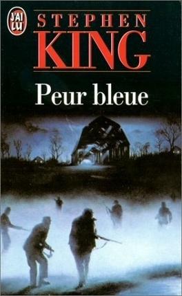 Couverture du livre : Peur bleue