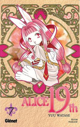 Couverture du livre : Alice 19th, tome 7