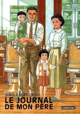 Couverture du livre : Le journal de mon père