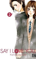 Say I Love You, tome 2