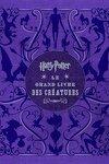 couverture Harry Potter, le grand livre des créatures