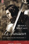 couverture Les Chevaliers des Highlands, Tome 7 : Le Chasseur