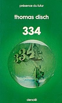 Couverture du livre : 334