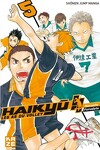 couverture Haikyū !! Les As du volley, Tome 5