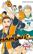 Haikyū !! Les As du volley, Tome 5