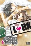 couverture L-DK, tome 1