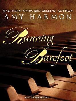 Couverture du livre : Running barefoot
