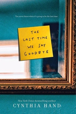 Couverture du livre : The Last Time We Say Goodbye