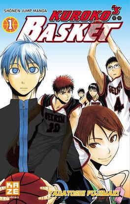 Couverture du livre : Kuroko's Basket, Tome 1