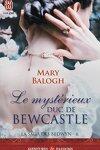 couverture La Saga des Bedwyn, Tome 6 : Le Mystérieux Duc de Bewcastle