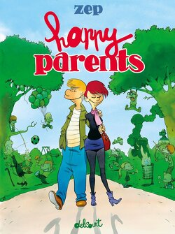 Couverture de Happy parents